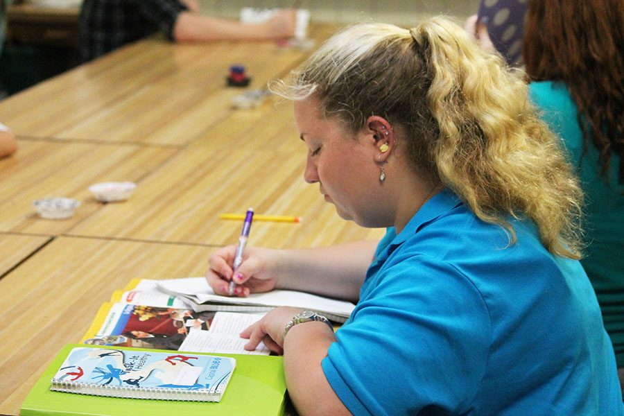 Students succeed academically