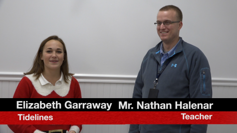 60 Seconds with Mr. Nathan Halenar