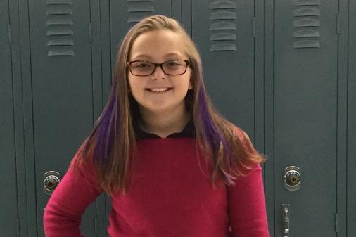 Student Spotlight: Kailey Olenick