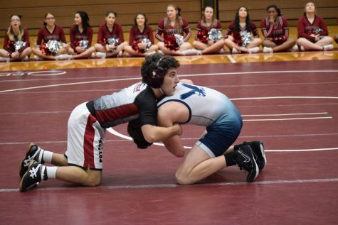 Wrestling team takes Schuylkill League title
