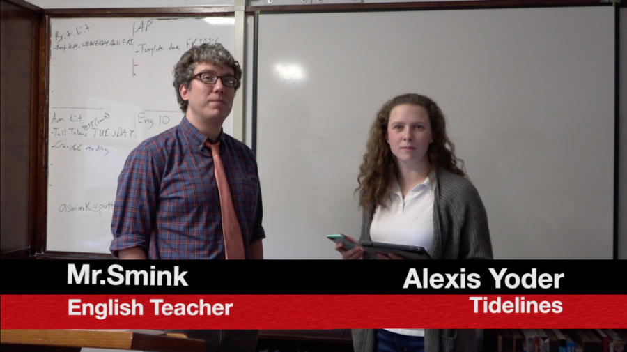 60 Seconds with Mr. Smink