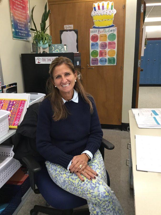 Teacher Tales: Mrs. Leiby