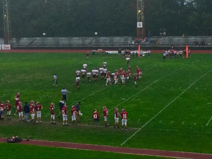 Junior high football overcomes Lehighton