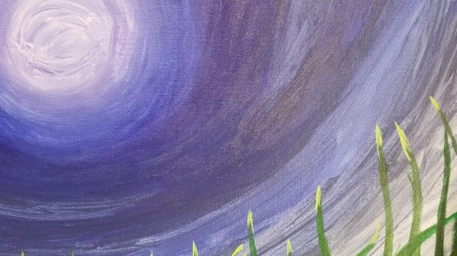 %22Peaceful+Night%22+is+one+of+Peyton+Skoraszewski%27s+individual+works+that+she+creates+outside+of+school.+She+named+the+painting+%22Peaceful+Night%22+after+seeing+how+tranquil+it+looked.+