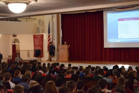 Students Learn About Diversity, Stigma, and Acceptance