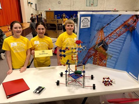 Lengel students excel at STEM Design Challenge