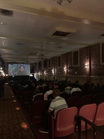 Lengel students visit Majestic Theatre