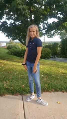 Student Spotlight: Jara Strunk