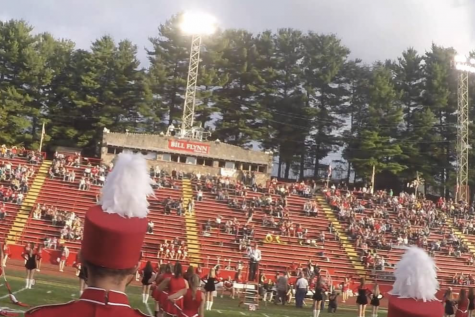 PAHS Band GoPro Video
