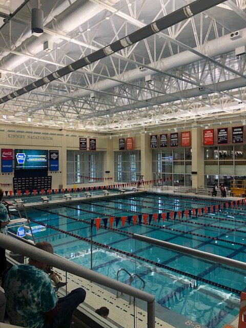 The+PIAA+State+Swimming+And+Diving+Championships+have+been+held+at+Bucknell+University+for+many+years.+After+Thursday%2C+March+11%2C+2020%2C+all+remaining+swimming+and+dive+events+were+cancelled+for+the+rest+of+the+week.+Swimmer+Taleah+Ruben+said%2C+%E2%80%9CI+was+very+upset+with+states+being+postponed.+With+everything+being+closed%2C+I+cannot+continue+my+training.%E2%80%9D+