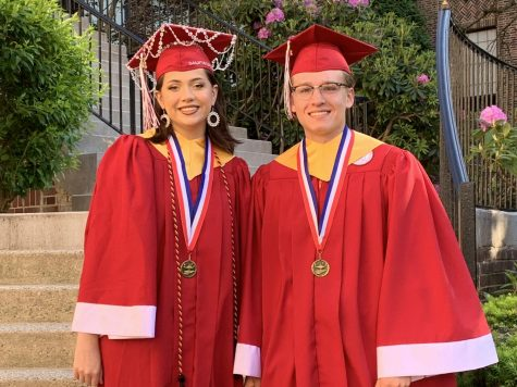 Valedictoran and salutatorian speeches 2020
