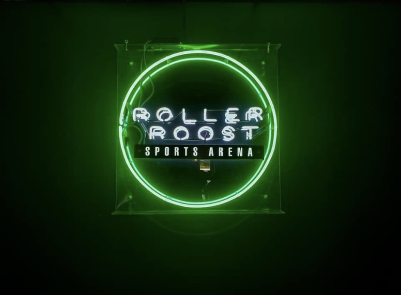 The+Roller+Roost+Sports+Arena+opened+with+a+maximum+of+250+people+allowed+to+enter+mid+September.+Although+any+age+can+come%2C+students+from+the+middle+school+show+up+the+most.+%E2%80%9CI+think+they+remodeled+it+well+and+it+looks+really+different%2C+but+good.+I+enjoy+going+there+because+it%E2%80%99s+a+fun+place+to+hangout+with+friends%2C%E2%80%9D+said+eighth+grader+Allegra+Hossler.