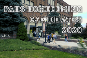 Check out the 2020 Homecoming candidates.