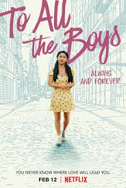 "Lana Condor once again appears as the main character in the final film of ""To all the Boys I Loved Before."" It was released on Netflix on February 12, 2021. Brenna Davis said, ""I don't think there was one part of the movie that I didn't like."""