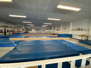 """Pottsville Gymnastics is located on 206 N. Centre Street in Pottsville, Pennsylvania. PGTC announced that they will officially be closing on May 28, 2021. """"Every Friday when i could stay for open gym and learn new skills after practice! I also could have friends with me that didn't attend the gym,"""" said Taylor Fitzpatrick."""